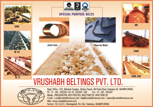 Vrushabh Beltings Pvt. Ltd.