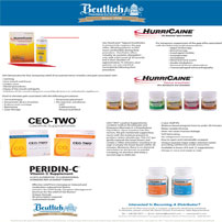 Beutlich LP, Pharmaceuticals has been offering healthcare professionals unique solutions for pain management and preventative.