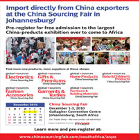 Premier trade shows helping volume buyers source from Greater China