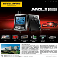 Steelmate - The world leading manufacturer in mobile electronics industry